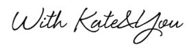 #withkateandyou