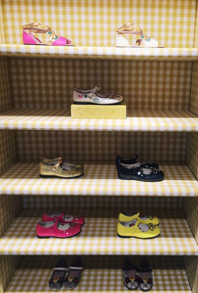 Gucci shoes for kids