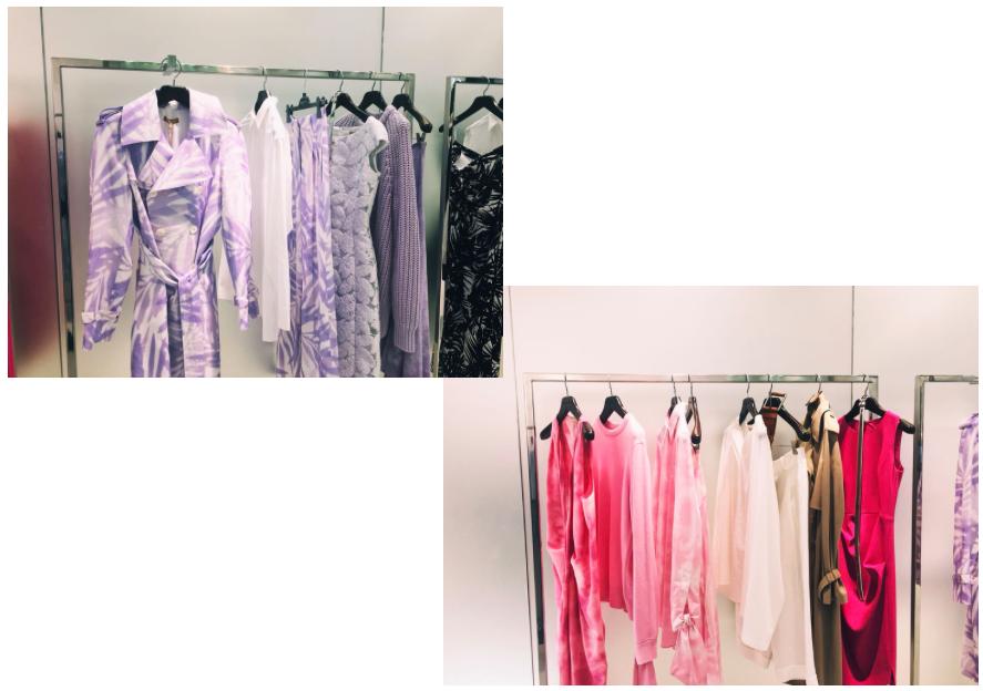 Michael Kors Haute Couture (розовые и сиреневые оттенки)