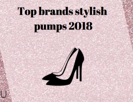 banner stylish heels 2018