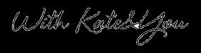 #withkateandyou logo
