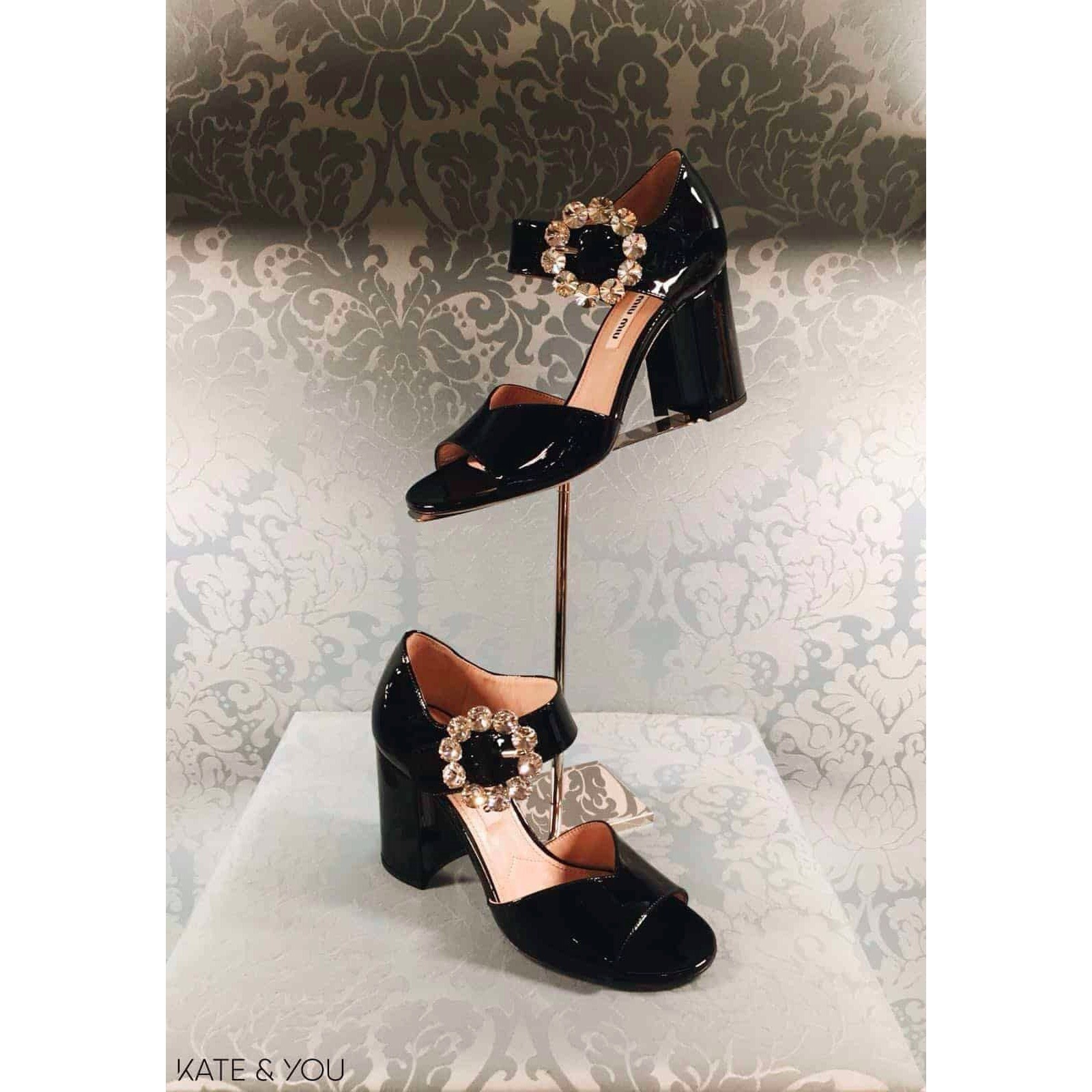 Miu Lady sandals retro