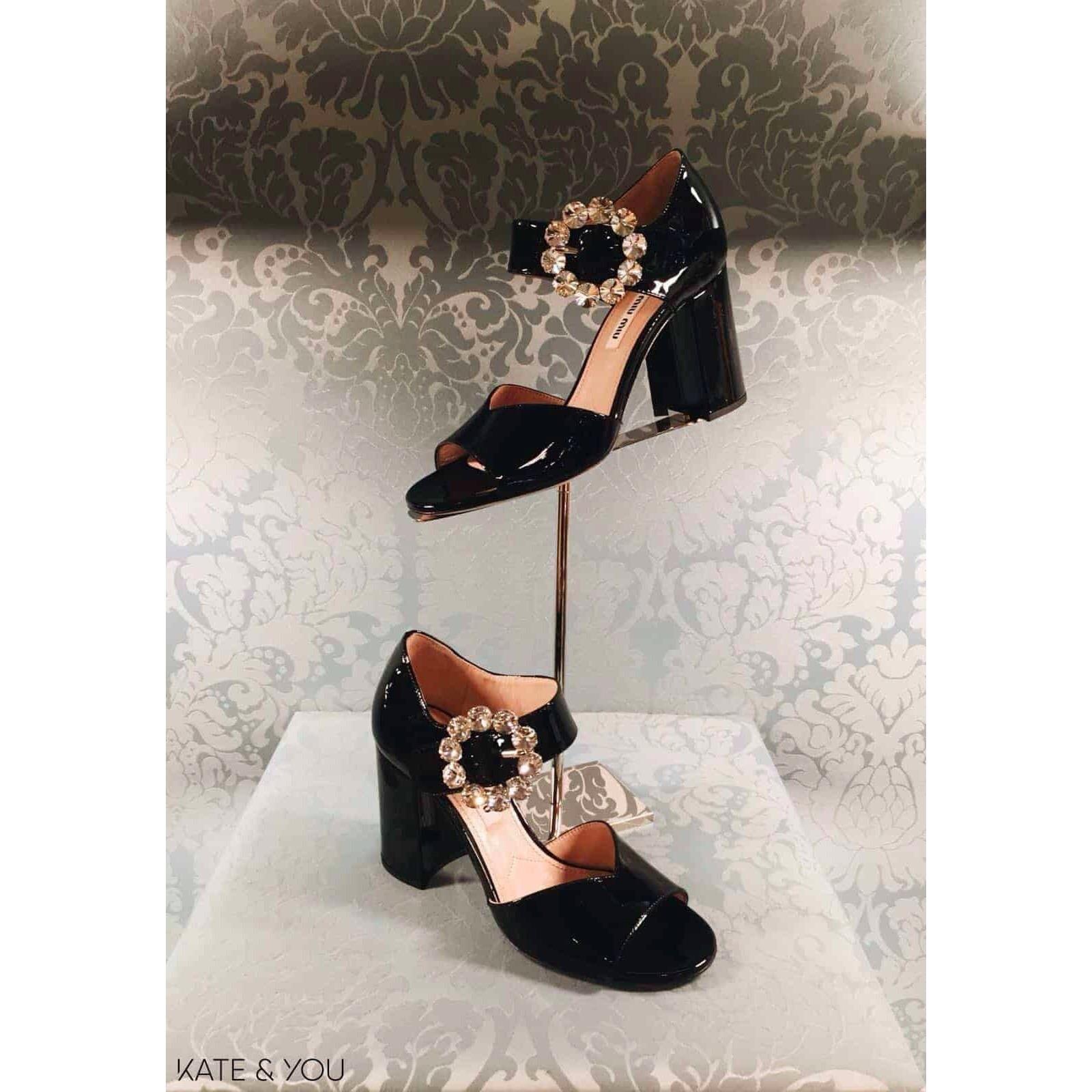 Miu Lady sandals retro