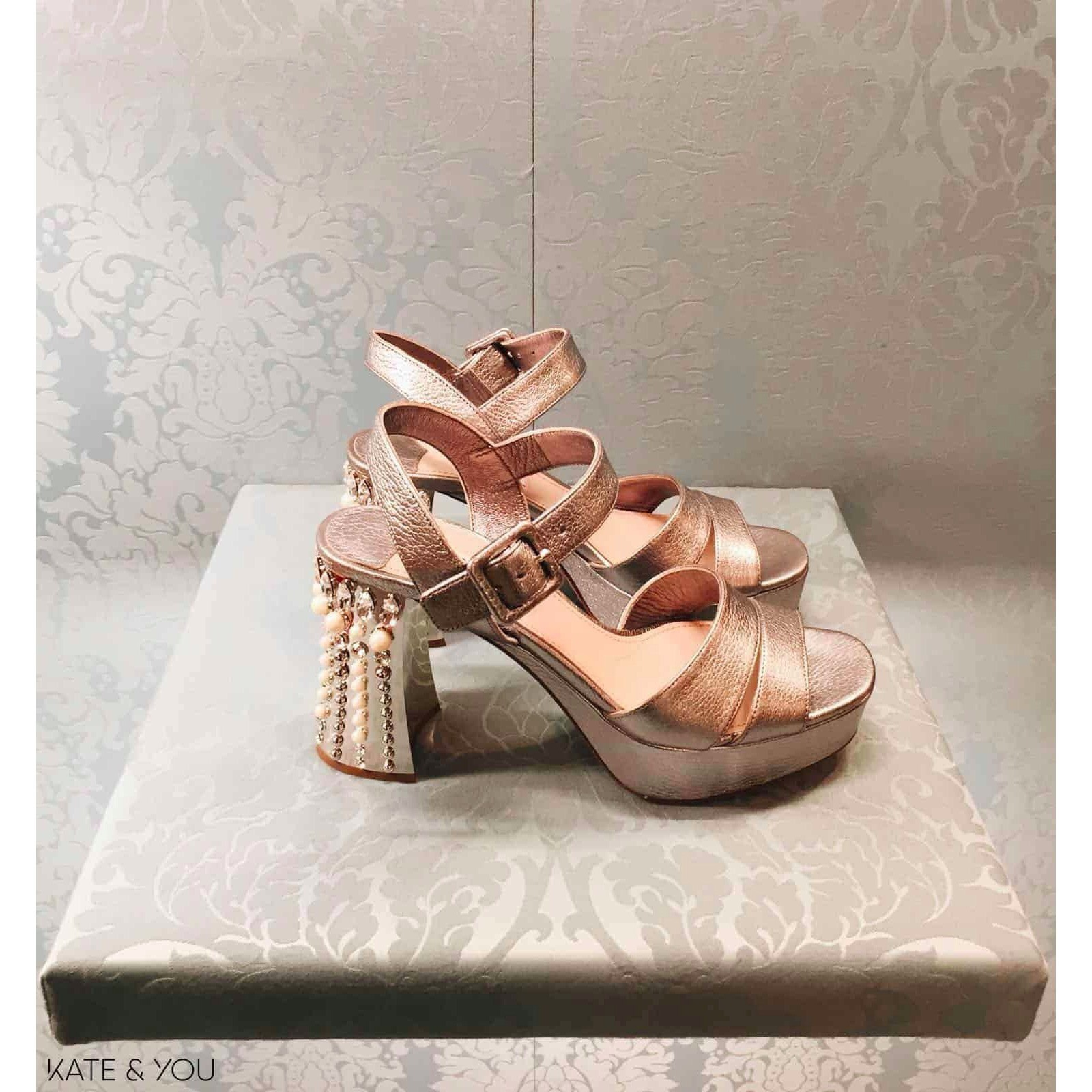Miu Lady sandals